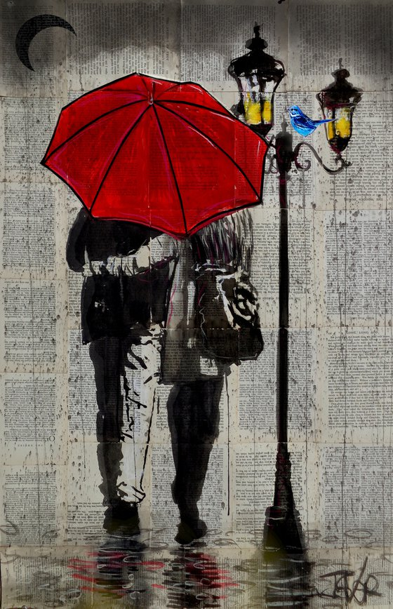 love, hope and rain