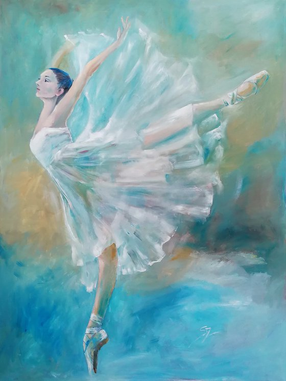 Ballet dancer 56