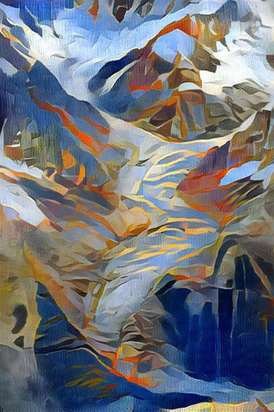 Montagnes celestes N21