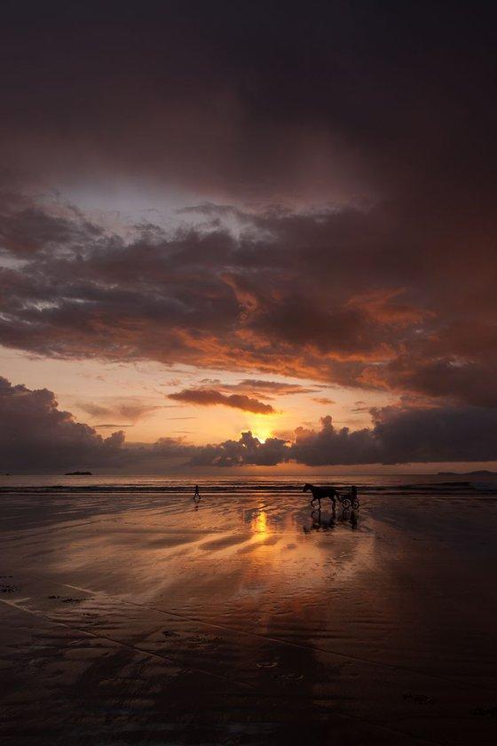 Pembrokeshire Sunset #02