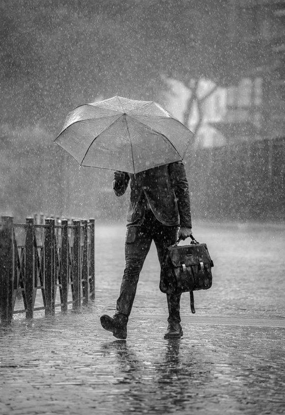 Rain Man  - A3 ORIGINAL Limited Edition Print