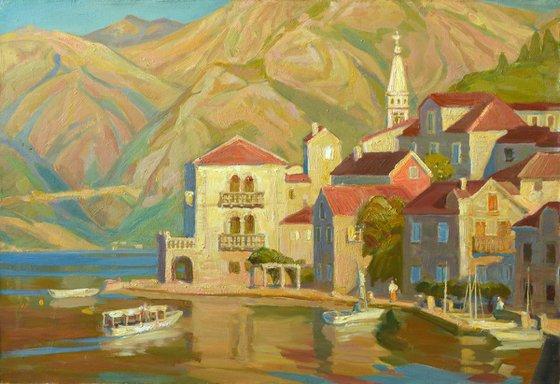 Montenegro. Morning.