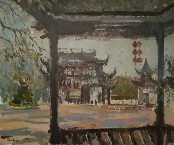 Chinese temple – One of a Kind