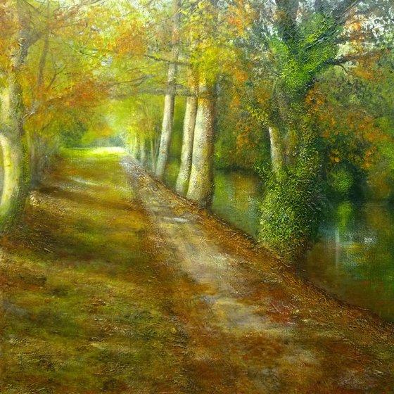 """CANAL WALK """