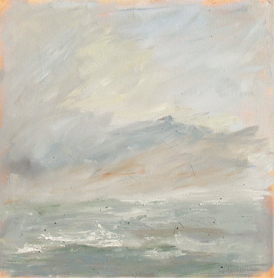 A Stiff Breeze -Lyme Bay Dorset