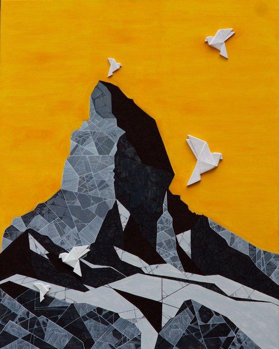 """""""Up in the sky - Matterhorn"""""""