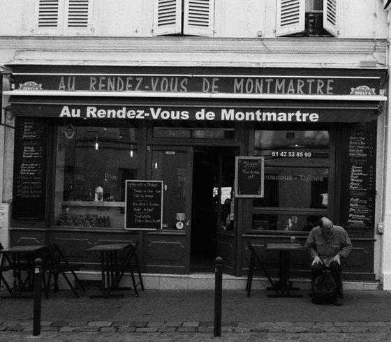 Au Rendez-Vous ete Montmartre