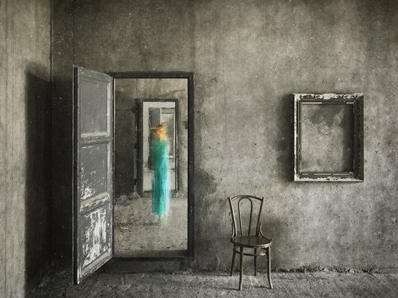 Uncertain Presence I. - SMALL EDITION