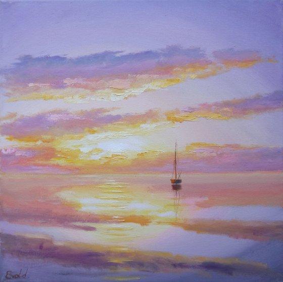 Evening at Sea 2