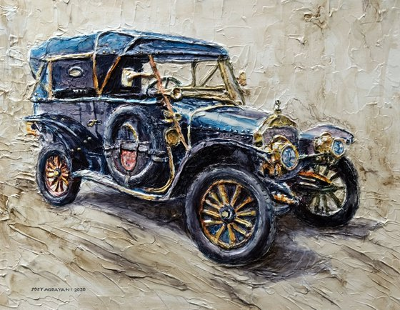1912 Mercedes- Knight