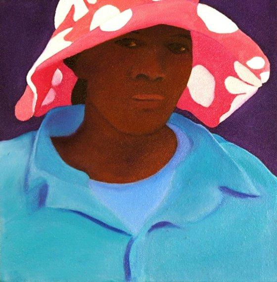 Africa Journal: Ststrwetla Woman