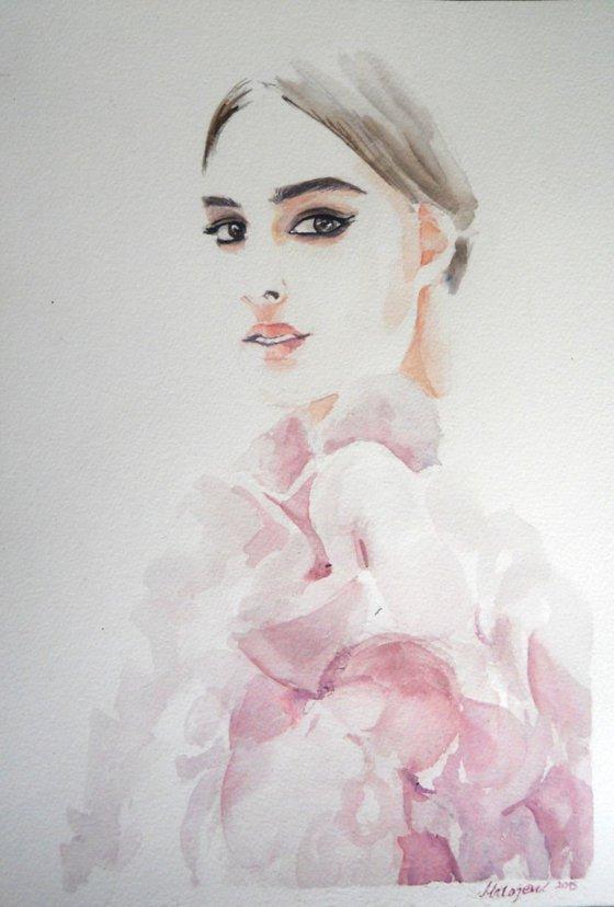 Watercolour Illustration 1