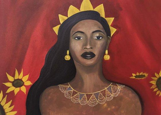 Sunflower's Queen
