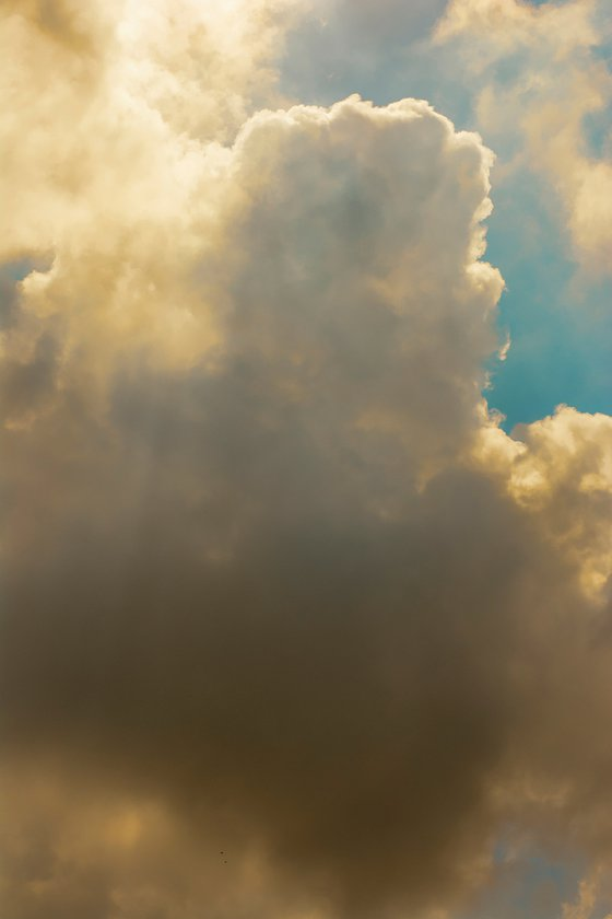 Clouds #4 | Limited Edition Fine Art Print 1 of 10 | 50 x 75 cm