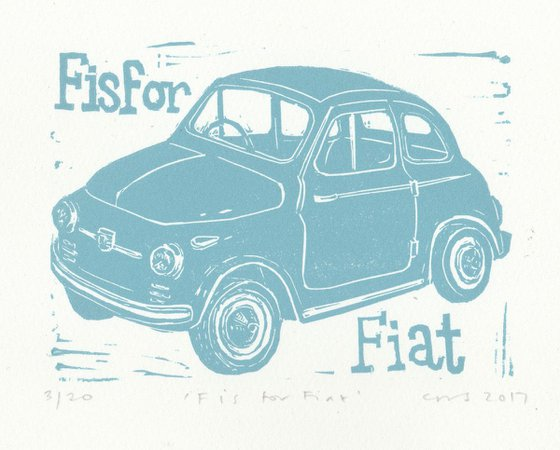 F is for Fiat