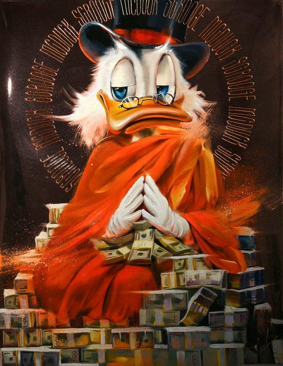 Monk Scrooge