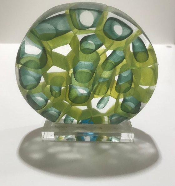 Small green cellular