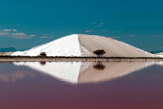 Dune de sel