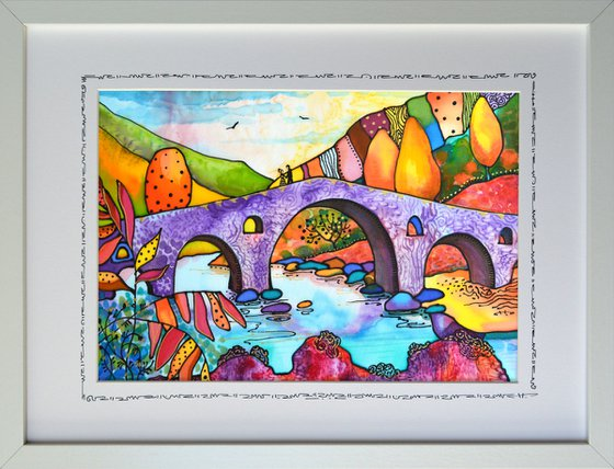 """Bride's Bridge """