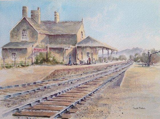 Brentor Station