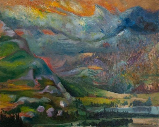 The Alpine Pass