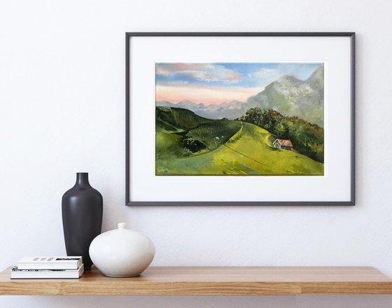 'Green Valley'