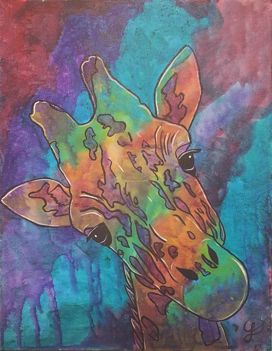 Giraffe 201001