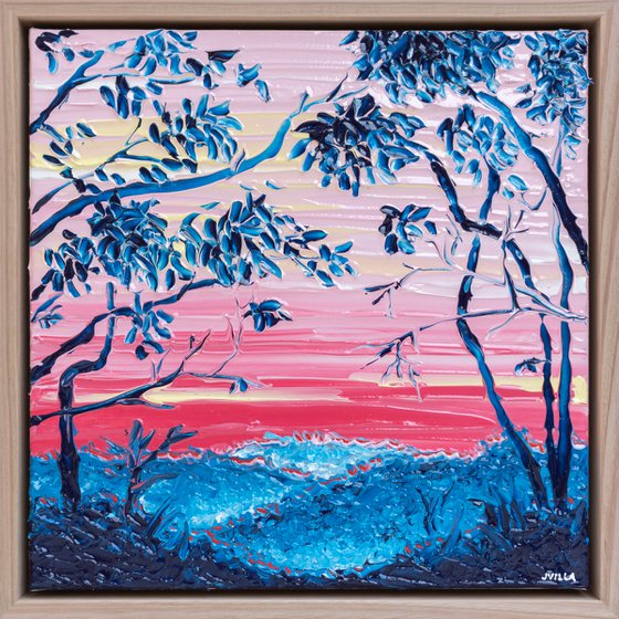 Sunset Silhouette 5