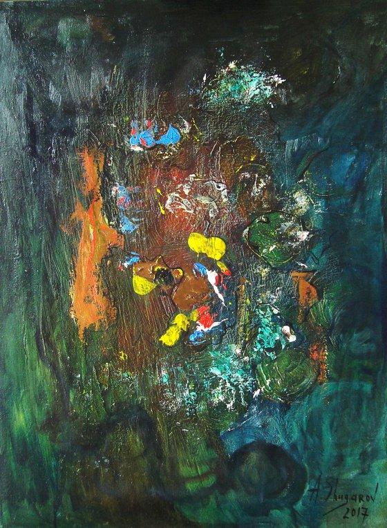 Eternity (60x80 cm)