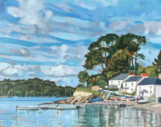 Day Trip To Helford Passage