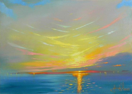 """Light breeze""-2021"