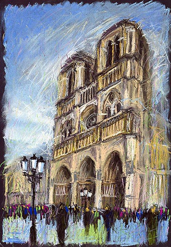 Paris Notre-Dame de Paris