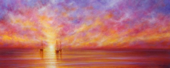 Sunset Moorings III