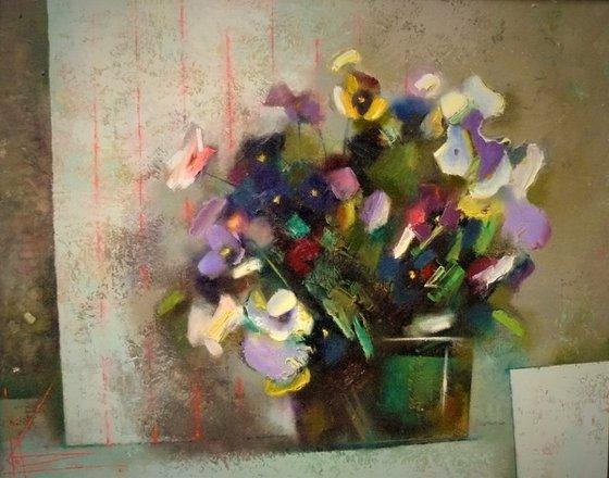 Violet tricolor
