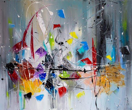 Colors dance