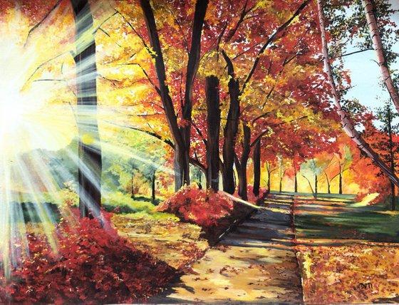 Autumn in the Park