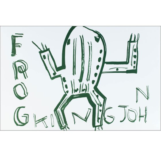 King John, Frog