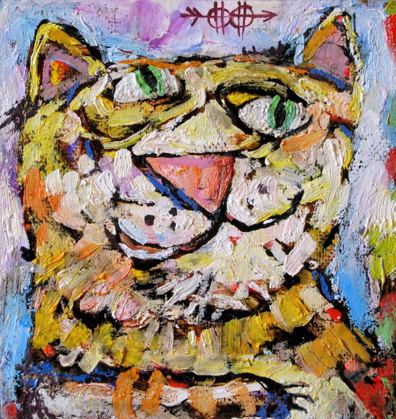 Cat stories #1