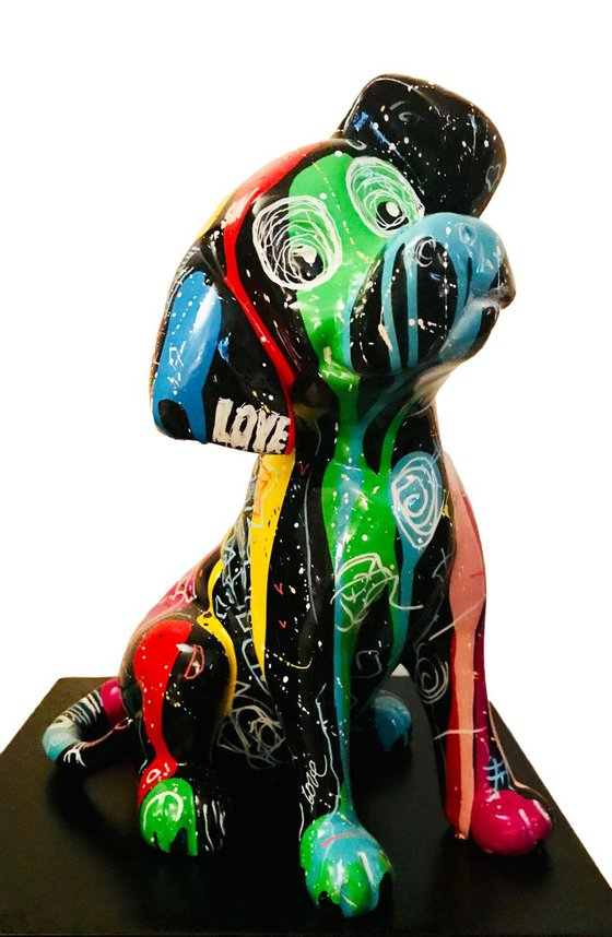 Arty Pop Dog