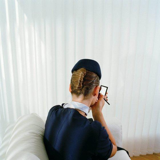 Untitled (Sara, Icelandair), 2006