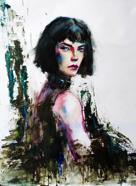 GIRL PORTRAIT №2