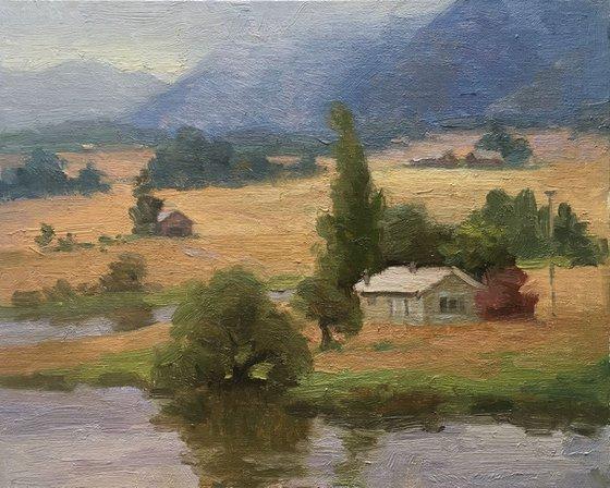 Montana countryside