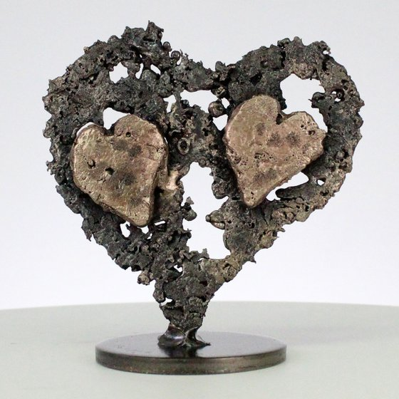 From heart to heart 69-21 - heart Metal artwork