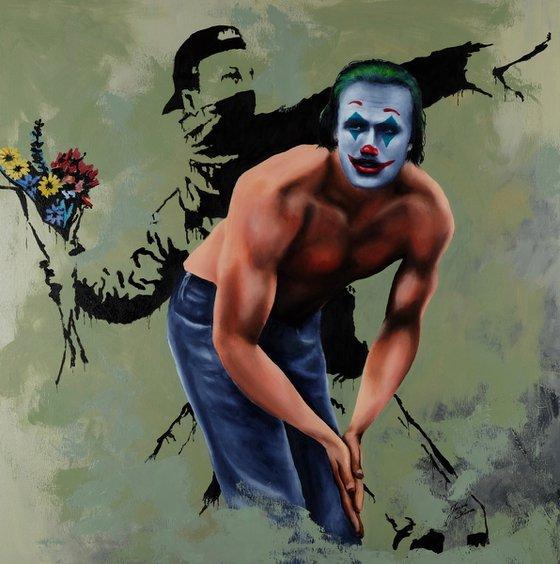 Banksy's Escape