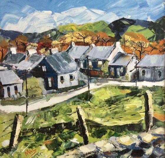 Dolwyddlan Village, Snowdonia