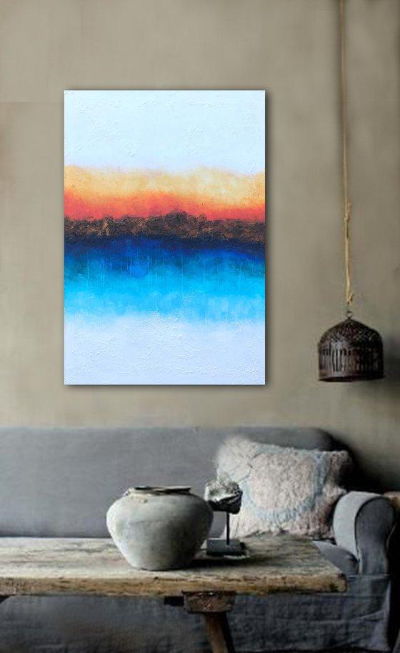 colour symbols (120 x 80 cm) Dee Brown