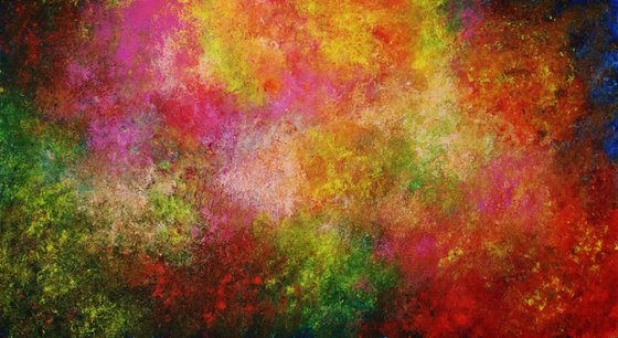 Abstract,red,yellow,orange,green,christmas sale was 1200 USD now 545 USD.