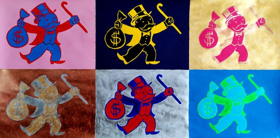 Six  rich monopoly