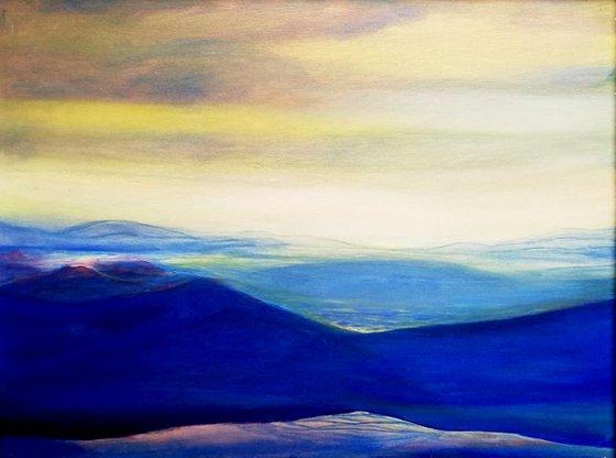 Painting   Acrylic   Landscape