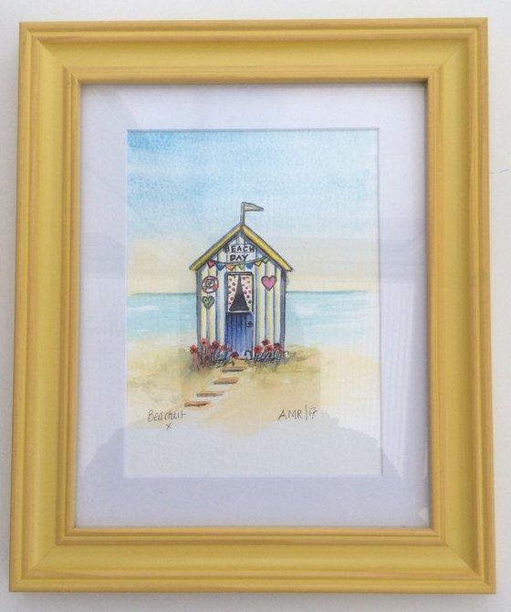 Beach Hut (Beach Day)
